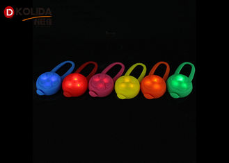 China Dog LED Light Blinker Night Flash Pet Dog Cat Puppy Safety Collar Tag Hi - Visibility supplier