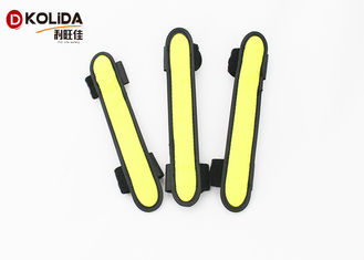 Flurouent Yellow Dog Pet LED Attachable Light For Collar Night Safety