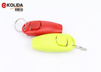 China Colorful ABS Pet Dog Training Clicker Puppy Training Accessories I-Clicker For Pets supplier