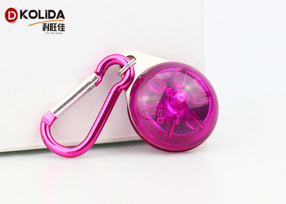 China SpotLit Pet Collar Flasher Waterproof Light Safety Dog LED Light for Cats factory