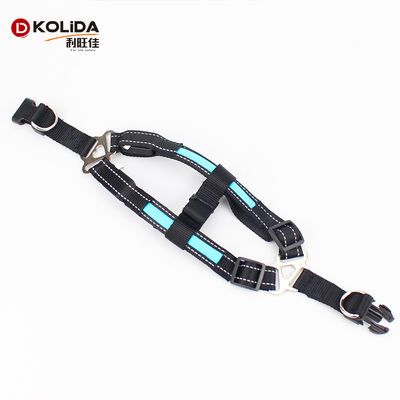 China Rechargeable Sport LED Dog Harness Soft With Battery Flashlight distributor
