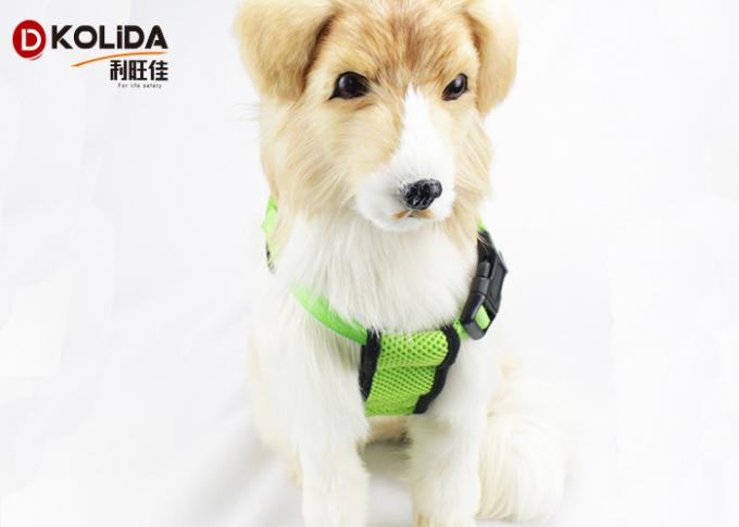 Softy LED Dog Harness Safety Pet Dog Puppy Harness With Flashing Light